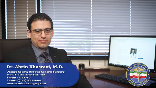 Dr. Abtin H. Khosravi is a Proud Member of the SoCal Persian American Medical Association